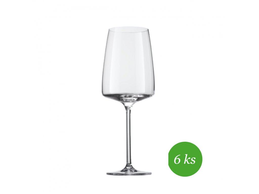 Sensa jemné a ovocné víno, Schott Zwiesel