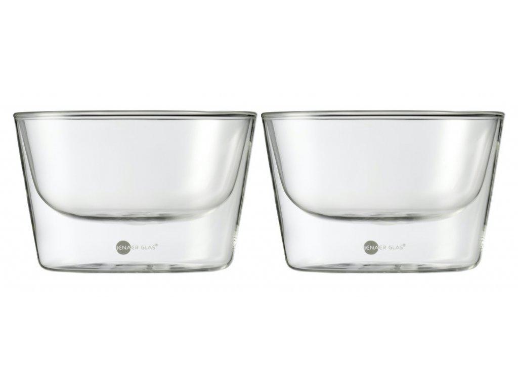 Jenaer Glas Hot´n Cool Primo miska 490 ml, 2 kusy