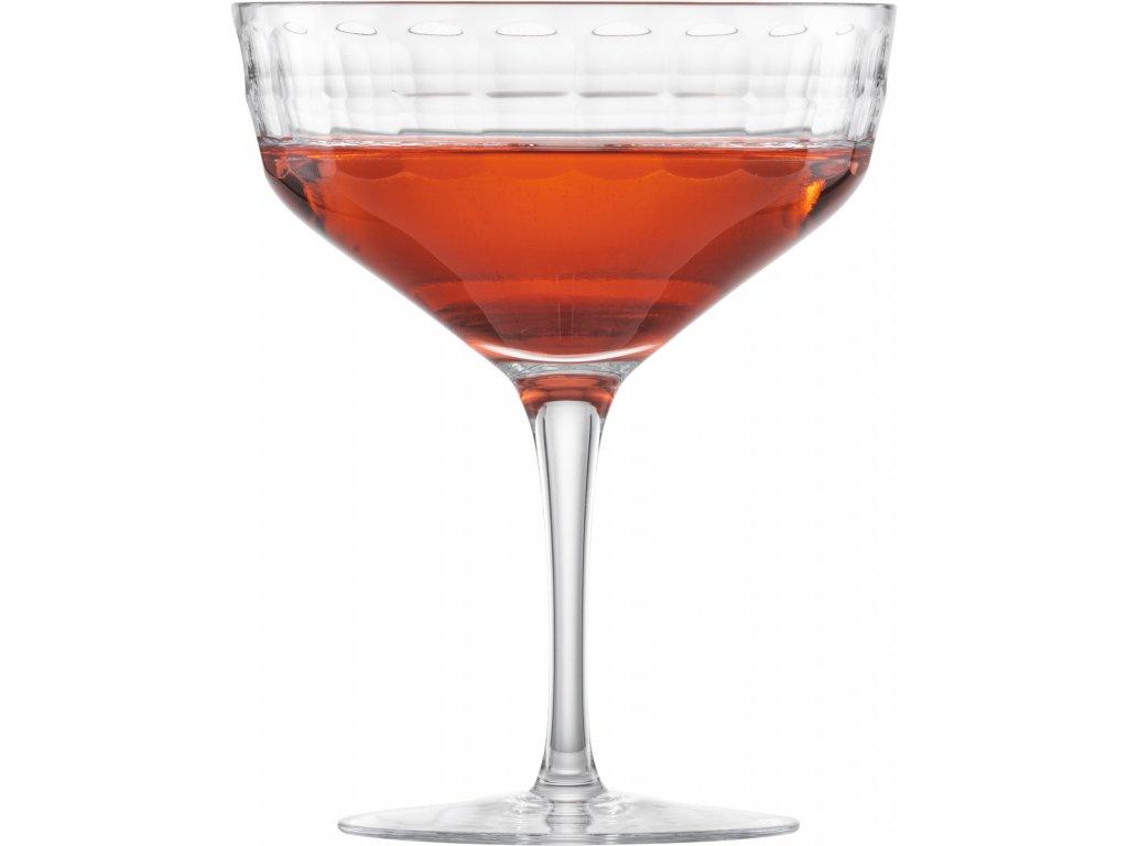 Zwiesel 1872 Hommage Carat sklenice miska na koktejl malá, 2 kusy