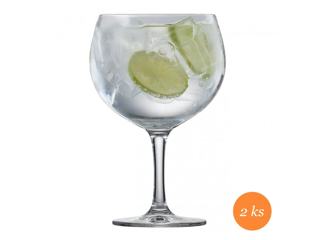 Schott Zwiesel Bar Special Sklenice na Gin &Tonic, 2 kusy
