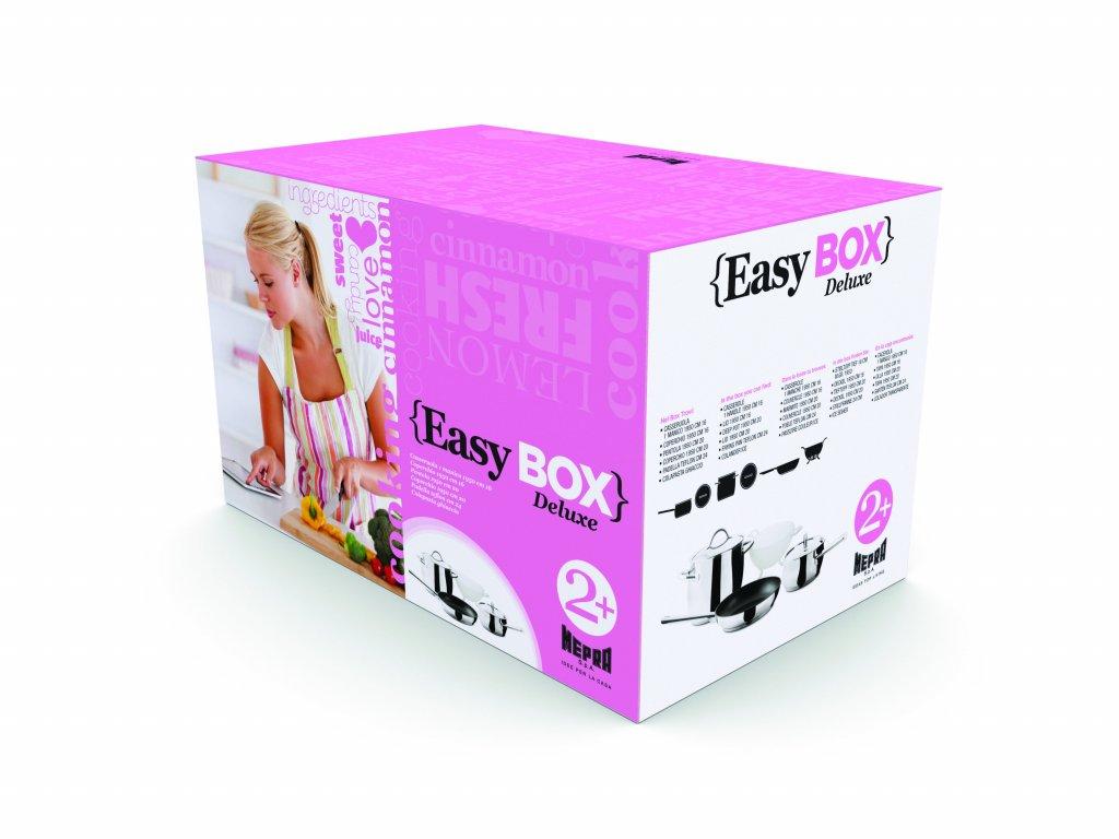 Mepra Easy Box Deluxe, sada pro 2 osoby