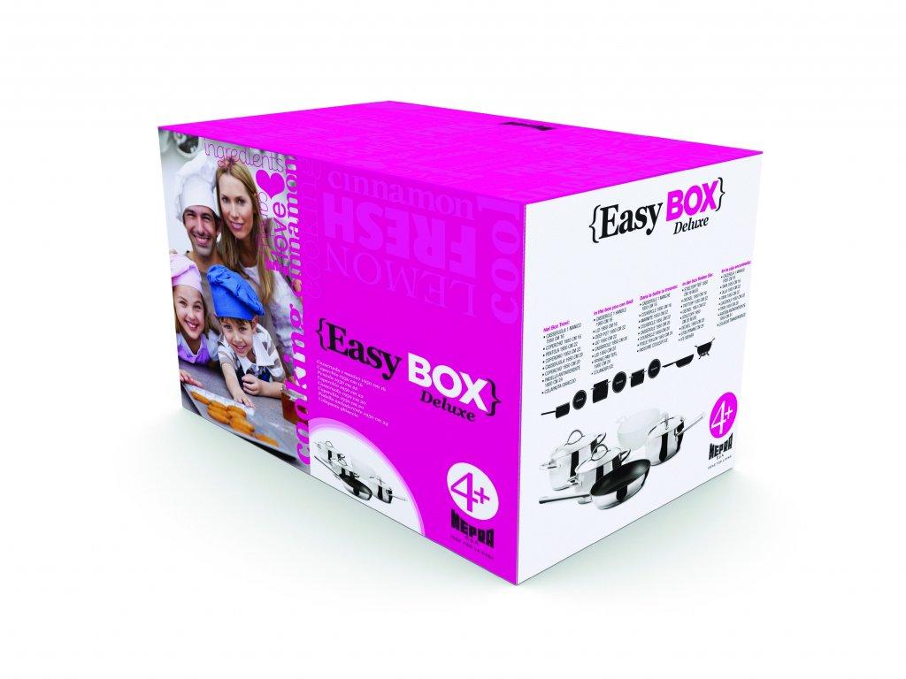 Mepra Easy Box Deluxe, sada pro 4 osoby
