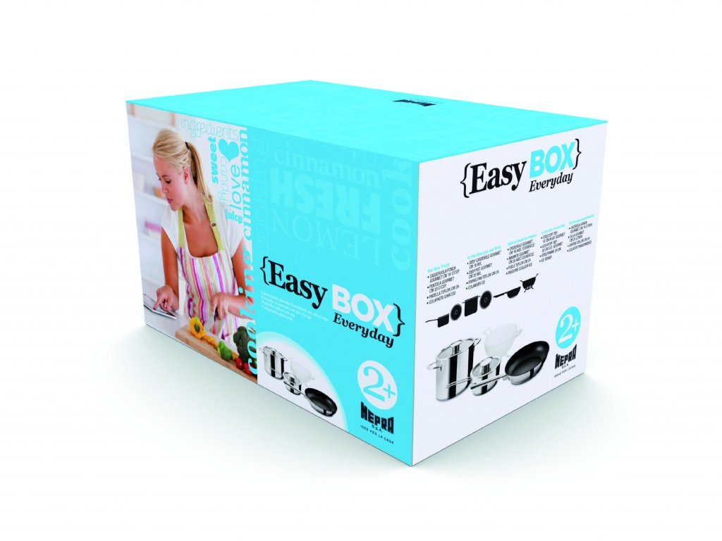 Mepra Easy Box Every Day, sada pro 2 osoby