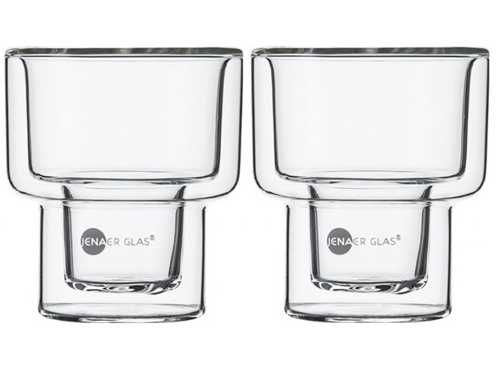 Jenaer Glas Hot´n Cool Match odlivka S 110 ml, 2 kusy