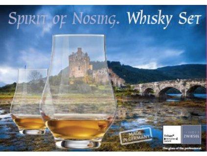 Schott Zwiesel Spirit of Nosing degustační sklenice na whisky, 2 kusy