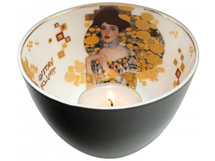 Goebel Klimt Svícen Adele