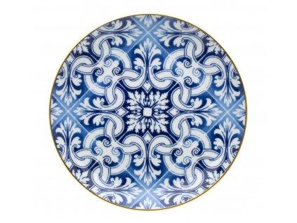 Vista Alegre Transatlantica Dezertní talíř sada 4 kusů