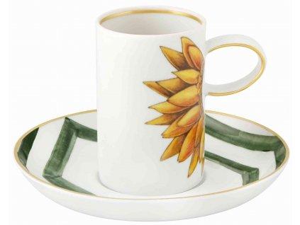 Vista Alegre AMAZÓNIA Espresso šálek s podšálkem 1 sada