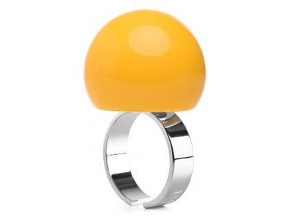 Ballsmania Žlutý prsten GIALLO CROMO