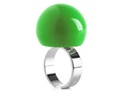 Ballsmania Zelený prsten VERDE KELLY