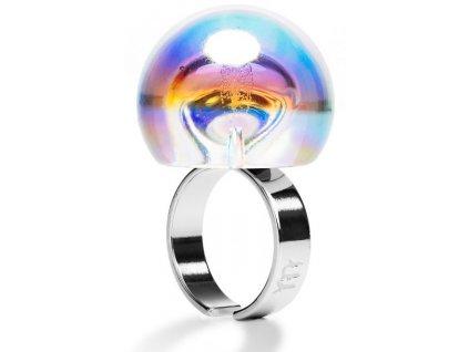 Ballsmania Duhový prsten SUPERSTAR RAINBOW
