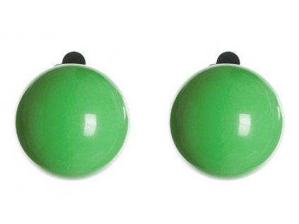 Ballsmania Zelené klipsy VERDE KELLY