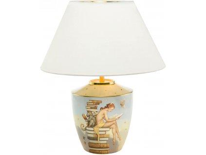 Goebel Michael Parkes Lampa Ex Libris