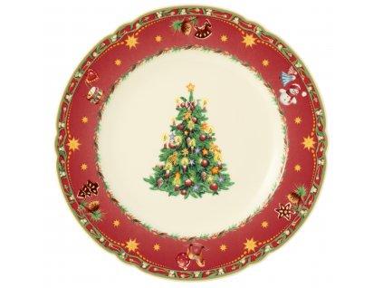 Seltmann Weiden Marie-Luise Weihnachtsnostalgie Mělký talíř 25 cm