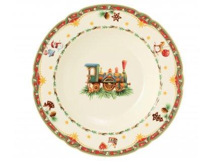 Seltmann Weiden Marie-Luise Weihnachtsnostalgie Hluboký talíř 23 cm