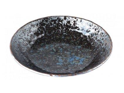 Made In Japan Black Pearl Mělká miska 24 cm