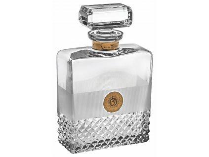 Vista Alegre MY RARE SPIRITS Karafa na whisky Bookman