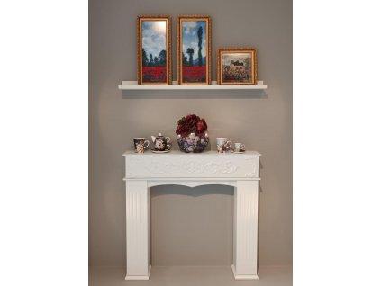 Goebel Monet Obraz Pole s vlčími máky I 57x27 cm