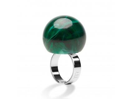 Ballsmania Zelený prsten COLORSBALLS