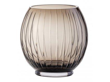 122252 Signum Vase braun Gr190 fstu 1