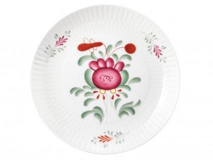 Königlich Tettau Amina Ostfriesenrose Pečivový talíř 16 cm