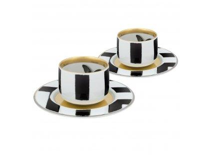 0008786 es sol y sombra conjunto 2 chavenas cafe com pires