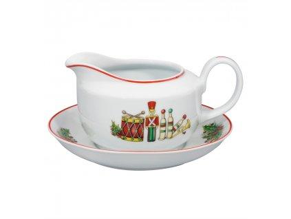 0003678 rm christmas magic molheira com prato
