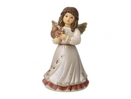Goebel Anděl Můj lesní přítel 15 cm
