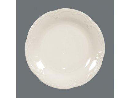 Seltmann Weiden Rubin Cream Uni Dezertní talíř 20 cm