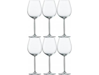 Diva voda a červené víno, Schott Zwiesel