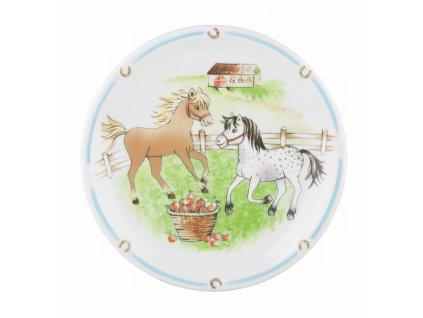Seltmann Weiden Compact Můj poník dezertní talíř 20 cm