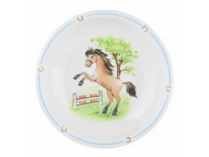 Compact Můj poník hluboký talíř 22 cm, Seltmann Weiden