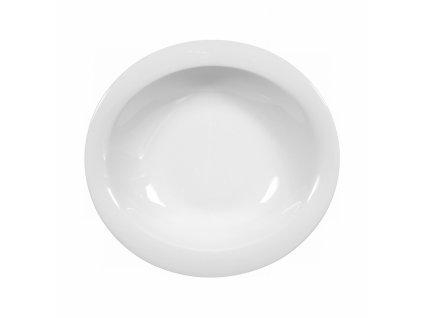 Top Life Hlboký talíř /nízká oválná miska 21 cm, Seltmann Weiden