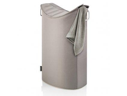 Blomus FRISCO šedohnědý koš na prádlo
