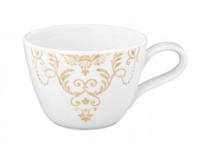 Life Masira Goldocker kávový šálek 0.24 ltr., Seltmann Weiden