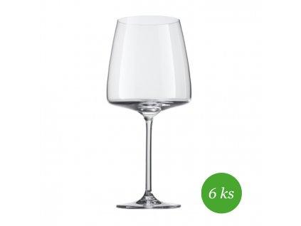 Sensa hedvábné a luxusní víno, Schott Zwiesel