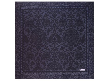 Beauvillé Grand Soir modrý ubrousek 55x55 cm