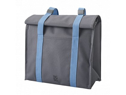 OL Z00120 Keep it cool bag grey blue