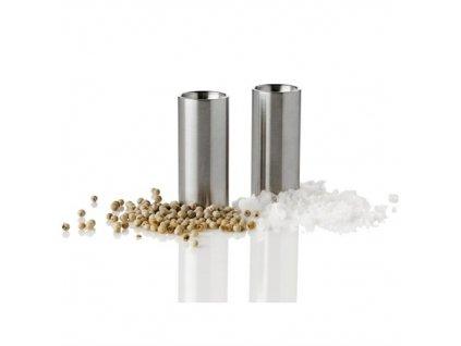 Stelton Arne Jacobsen Sada sůl + pepř 6.5 cm
