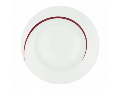 Seltmann Weiden Bossa Nova Kulatý hluboký talíř 22,5 cm