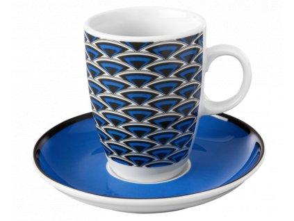 Seltmann Weiden Blues Kávový šálek 0.23 ltr. a podšálek 15 cm