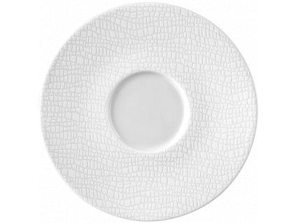 Fashion Luxury White Podšálek 16,5 cm, Seltmann Weiden