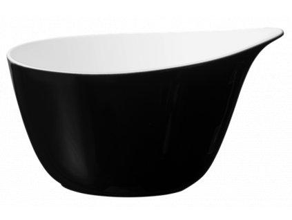Seltmann Weiden Fashion Glamorous Black Miska na müsli 0.6 ltr.