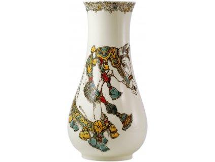 1771CV0M vase musee PM peint main