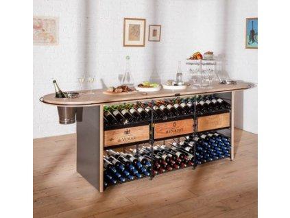 Atelier du Vin Degustační stůl, L' Atelier du Vin