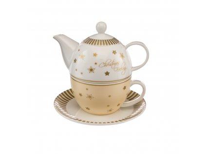 Goebel Čaj pro jednoho Christmas Feeling