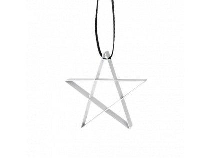 Figura Hvězda malá bílá, Stelton