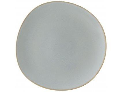Casa Alegre Karma Grey Mělký talíř