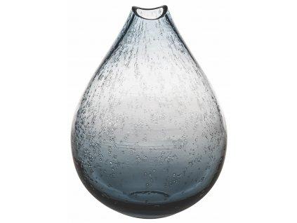 Casa Alegre Sea Bubbles Velká váza šedá