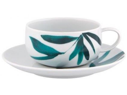 Casa Alegre Exuberant Čajový šálek s podšálkem